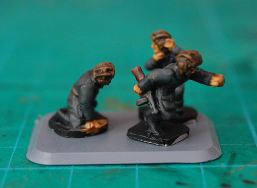 Russian Infantry basing 15mm flames of war