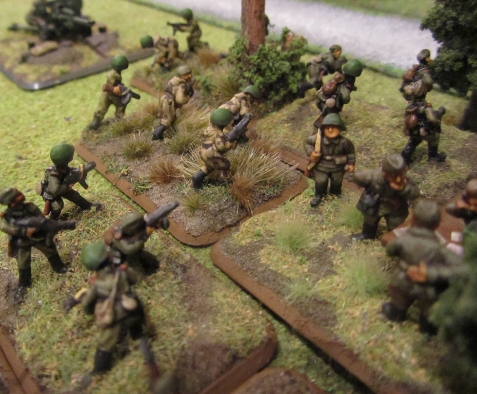 Off The Rails FOW After Action Report