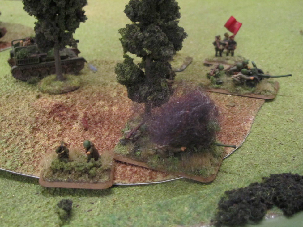 Flames of War After Action Report